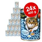 Sparpaket O´Canis for Cats 24 x 400 g