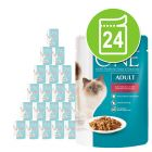 Sparpaket Purina One Adult 24 x 85 g