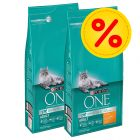 Sparpaket Purina ONE 2 x 6 kg