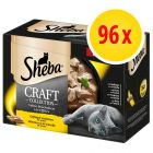 Sparpaket Sheba Craft Collection 96 x 85 g
