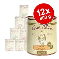 Sparpaket Terra Canis 12 x 800 g