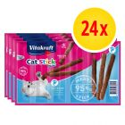 Sparpaket Vitakraft Cat Stick Mini 24 x 6 g