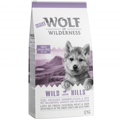 Sparpaket Wolf of Wilderness 2 x 12 kg