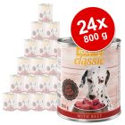 Sparpaket zooplus Classic 24 x 800 g
