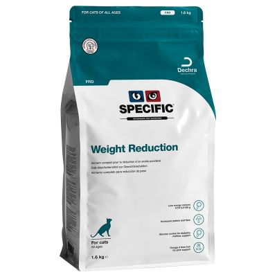 SPECIFIC Cat FRD Weight Reduction