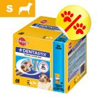 Säästöpakkaus: Pedigree Dentastix Daily Oral Care, S