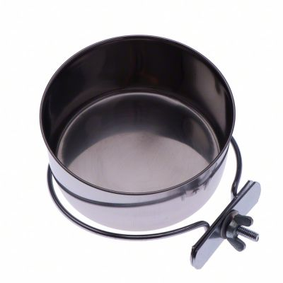 Stainless Steel Bowl with Screw Fitting