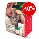 Starter Pack Hill's Science Plan Kitten pour chaton : 10 % de remise !