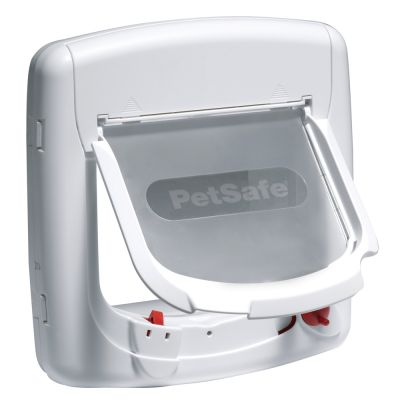 Staywell 400 Deluxe 4-Way Cat Flap
