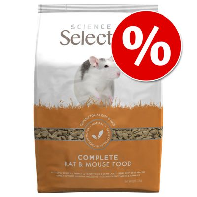 Supreme Science Selective Rat råttfoder