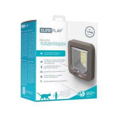 53fb922f9e7b SureFlap Microchip Πορτάκι Γάτας οικονομικά από την zooplus