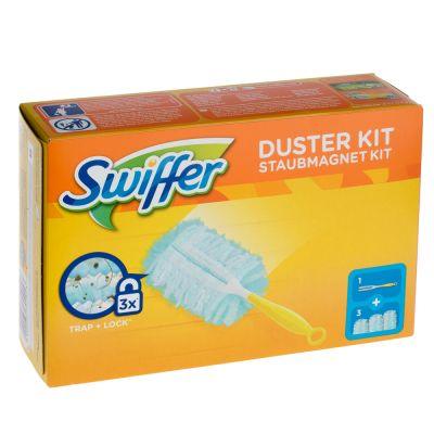Swiffer Duster Kit + 3 Piumini