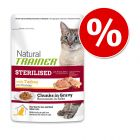 25% taniej! Trainer Natural, 12 x 85 g
