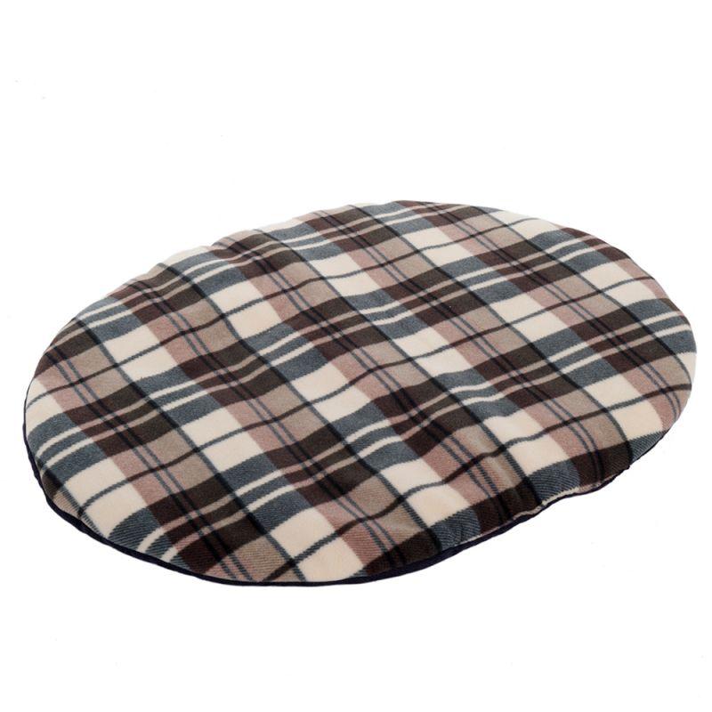Tartan Dog Cushion