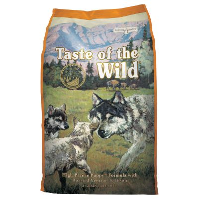 Taste of the Wild High Prairie Puppy pour chiot