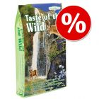 Taste of the Wild 7 kg pienso para gatos ¡con gran descuento!