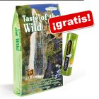Taste of the Wild 7 kg pienso para gatos + Cosma snackies de pollo ¡gratis!