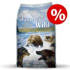 Taste of the Wild 13 kg po znižani ceni!