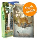 Taste of the Wild para gatos - Pack misto