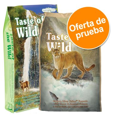 Mixto Of Para Taste Gatos The Wild Pack ARqc354jLS