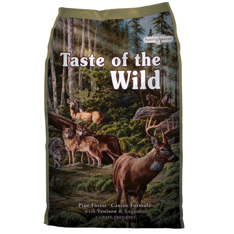 Taste of the Wild - Pine Forest