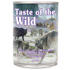 Taste of the Wild - Sierra Mountain Canine Hondenvoer