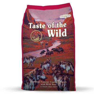 Taste of the Wild - Southwest Canyon Canine