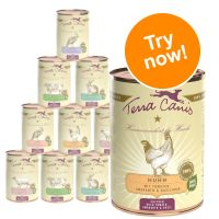 Terra Canis Mixed Trial Packs 12 x 400g