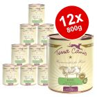 Terra Canis Saver Pack 12 x 800g
