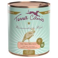 Terra Canis sin cereales 6 x 800 g