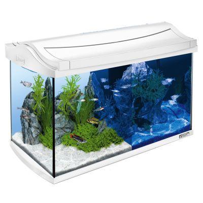 Tetra AquaArt LED Aquarium Komplett-Set 60 L weiß