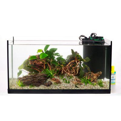 Ongekend Tetra aquarium goedkoop bij zooplus: Tetra Aquarium Complete set XU-58