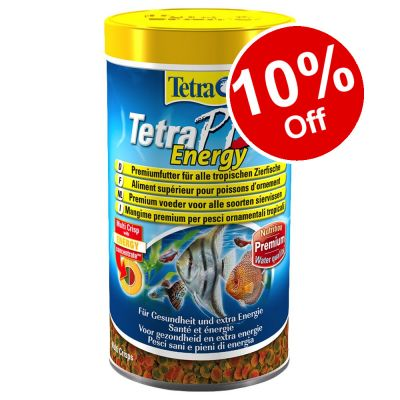 Tetra Fish Food & Snacks - 10% off!*