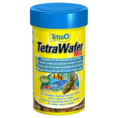 Tetra WaferMix mangime in wafer