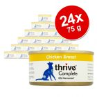 Thrive Complete 24 x 75 g - Pack económico