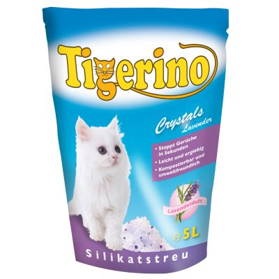Tigerino Crystals Cat Litter Mixed Trial Pack