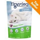 Tigerino Crystals Flower-Power podstielka