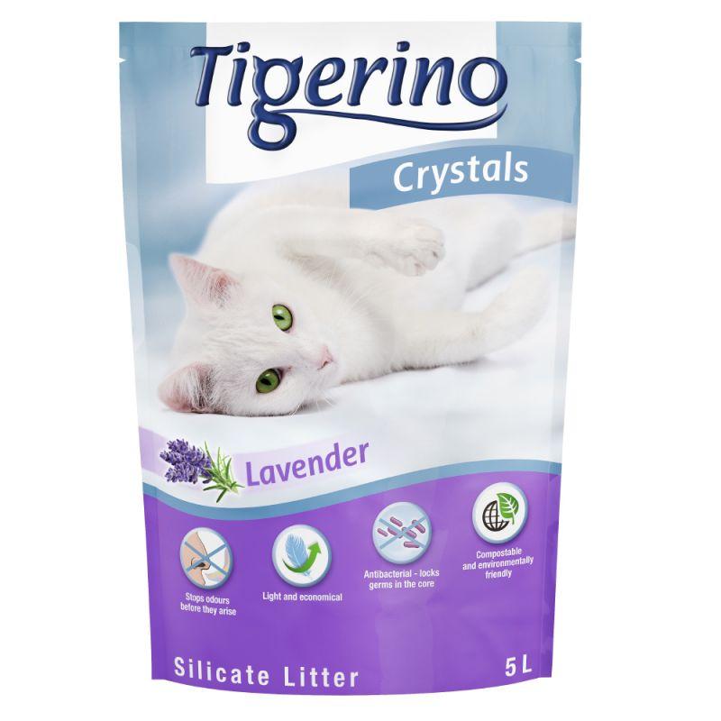 Tigerino Crystals Lavender Cat Litter