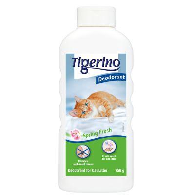 Tigerino Deodorante Per Lettiera Per Gatti Zooplus
