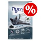 Tigerino Special Care Cat Litter – Active Carbon - Special Price!*