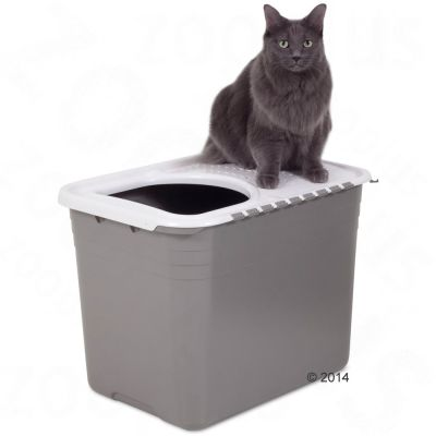 Toilette per gatti Petmate Top Entry