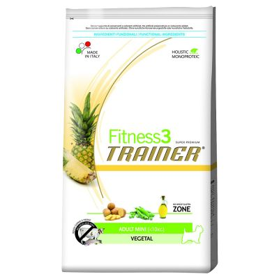 Trainer Fitness 3 Adult Mini No Grain Vegetal