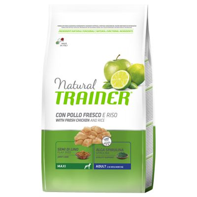 Trainer Natural Maxi Adult Pollo fresco & Riso