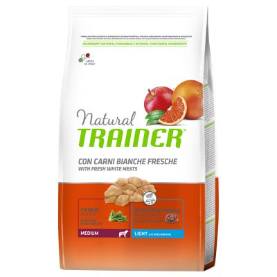 Trainer Natural Medium Light Carni bianche fresche