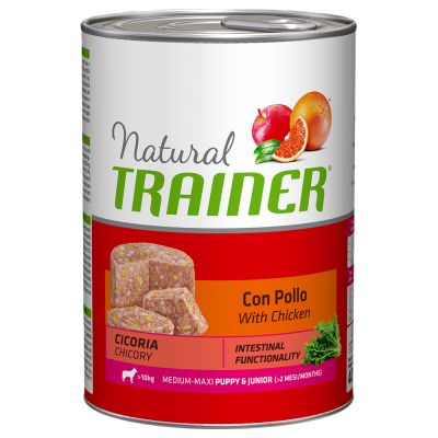 Cibo Umido Per Cuccioli Trainer Natural Puppy Junior Mediummaxi