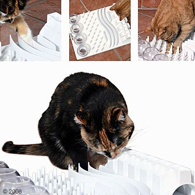 Trixie Cat Activity Fun Board