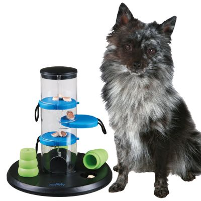 Trixie Jouet Dog Activity Gambling Tower pour chien