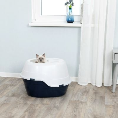 Trixie Luiz Top Entry Cat Litter Box