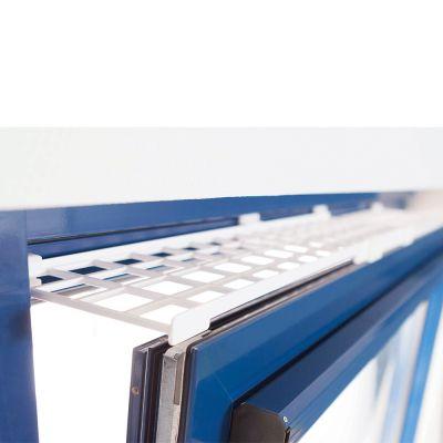Fabulous Trixie Schutzgitter für Fenster, oben/unten, ausziehbar günstig PO63