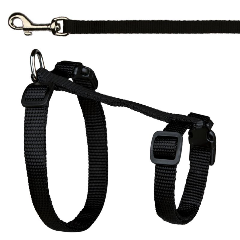 Trixie XL Cat Harness with Lead